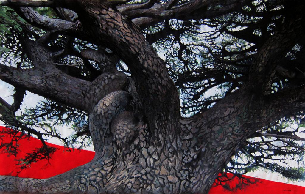 The Giant  |  Acrylic  |  200x295 LR1