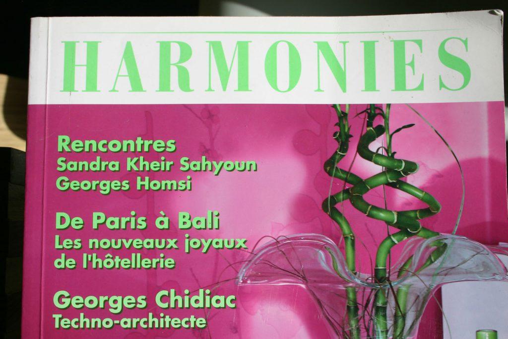 HARMONIES (3)