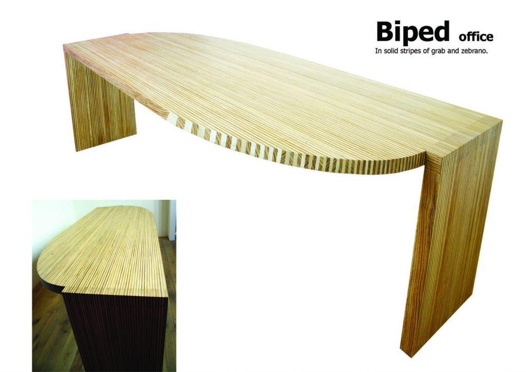 biped desk