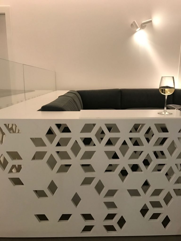 sofa arabesque